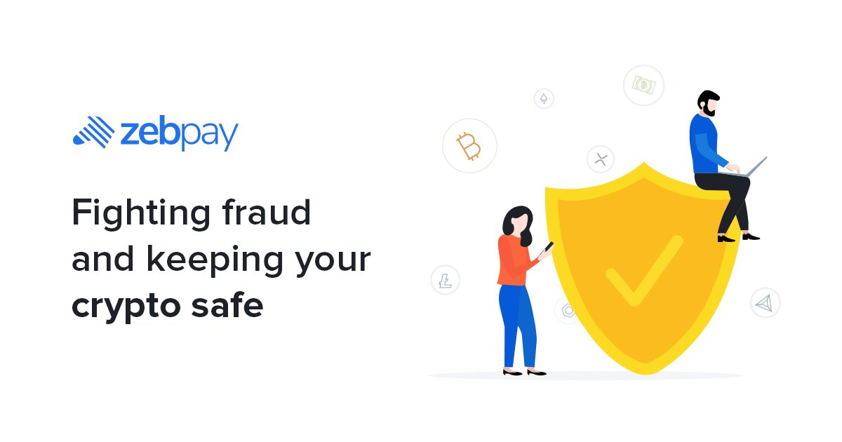 ZebPay Security